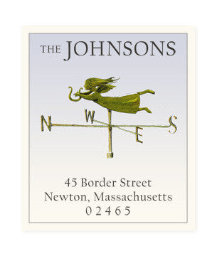 Bring Song - Return Address Labels
