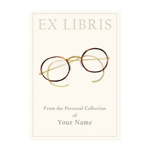 Spectacles - Bookplates
