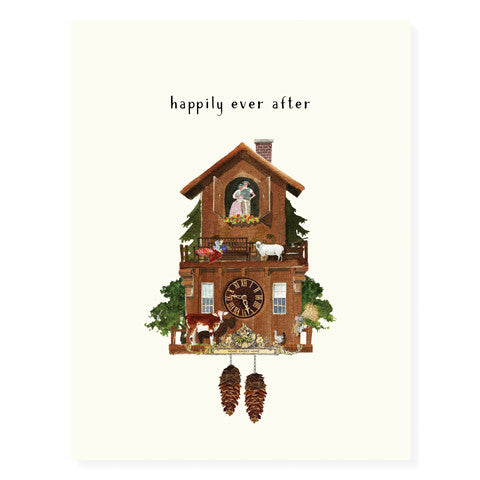Happily Ever After - Occasion Card