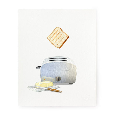 Toast - Art Prints