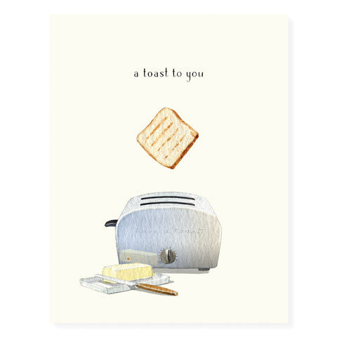 Toast - Occasion Card