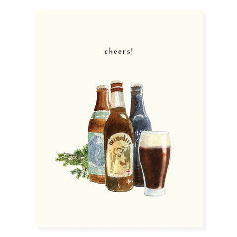 Birthday Brews - Occasion Card