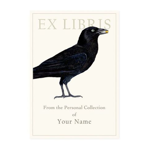 Black Crow - Bookplates