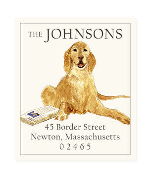 Fetch - Return Address Labels