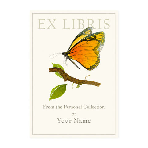 Monarch - Bookplates