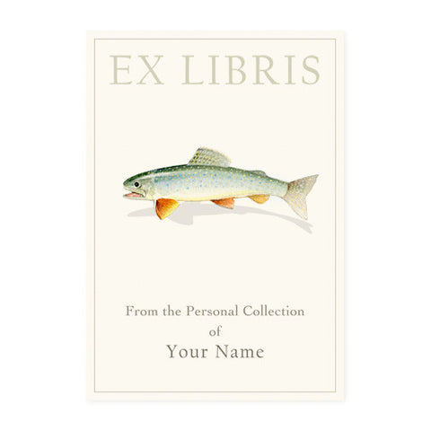 Speckled Trout - Bookplates