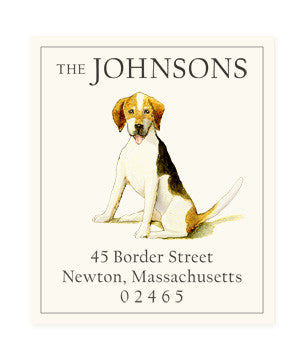 Benji - Return Address Labels