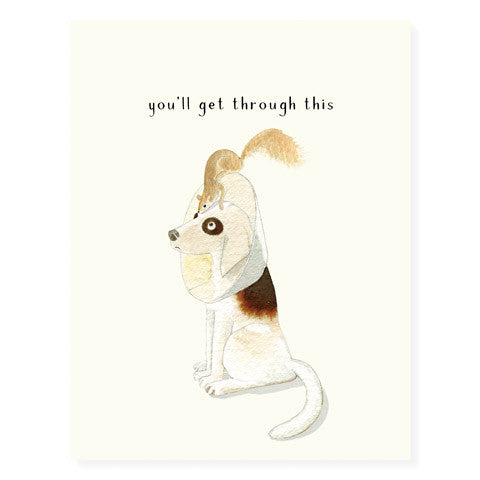 Get Well Pup - Occasion Card