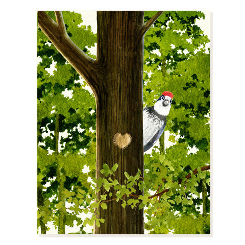 Love Peck - Occasion Card
