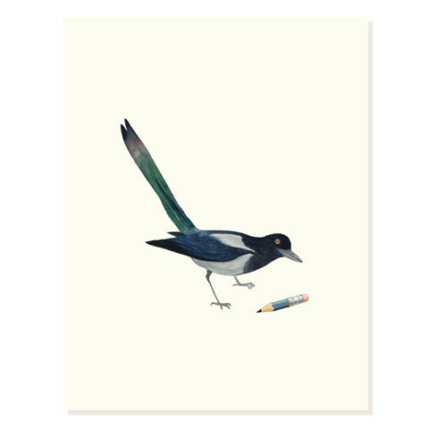 Magpie - Occasion Card