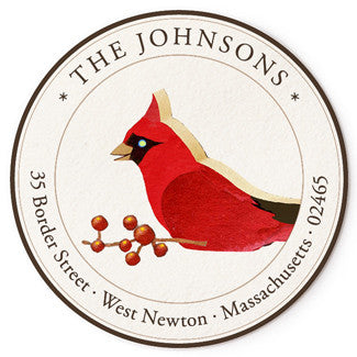 Crafted Cardinal - Correspondence Seals