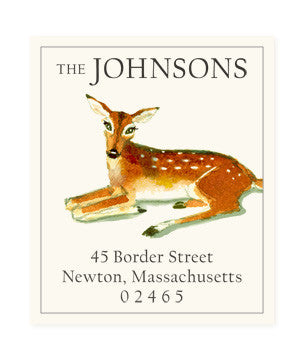 Fawn - Return Address Labels