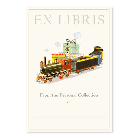 Present Express - Large Bookplates