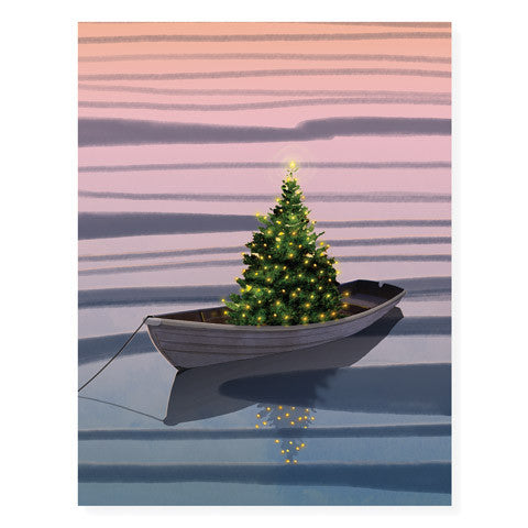 Harbor Christmas - Occasion Card
