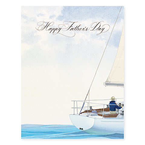 Smooth Sailing - Occasion Card