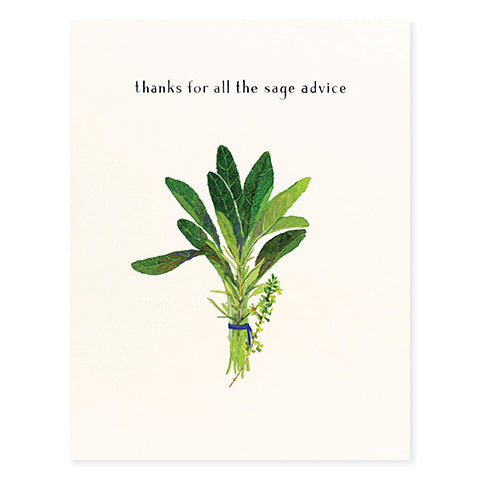 Bouquet Garni - Occasion Card