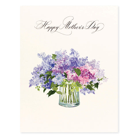 Lilac Sunday - Occasion Card