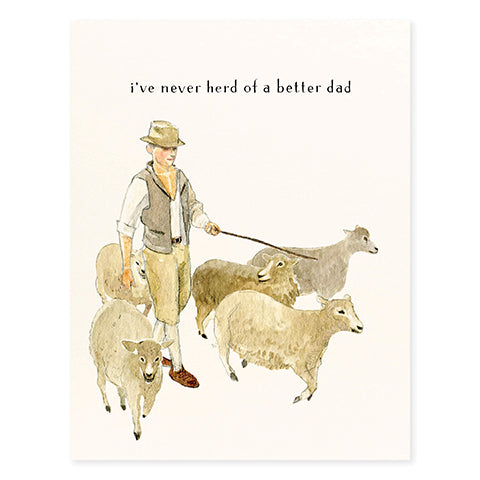Shepherd - Occasion Card