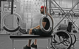 "#Team3F's Chris ""Stouty"" Stoutenburg - Winning at Life and WheelWOD Nation"
