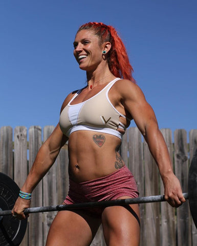 Alyssa Christian 3FU3L Athlete
