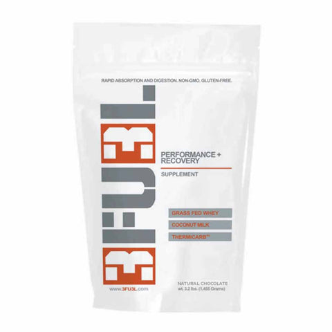 3FU3L Protein Powder - Chocolate (PRE-ORDER)