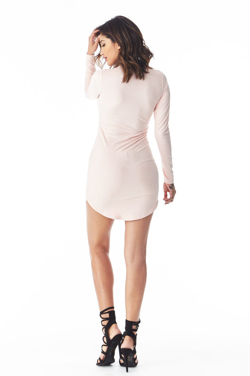 Brandy Scoop Mini , Dresses - Fashion Trend LA, Fashion Trend LA  - 3