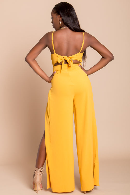 Brighter Days Jumpsuit