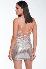 Dazzle Me Sequin Mini