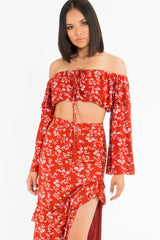 Ellie Floral 2-Piece