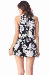 Eva Floral 2 Piece Short Set , Rompers - Fashion Trend LA, Fashion Trend LA  - 2