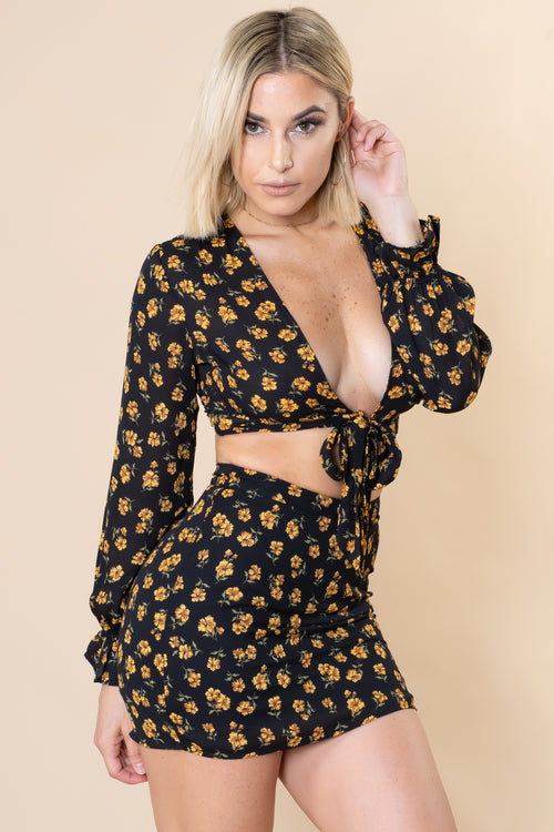 Flower Child 2-Piece Set