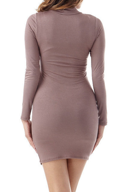 Front Detail Mini , Dresses/Rompers - Fashion Trend LA, Fashion Trend LA  - 2