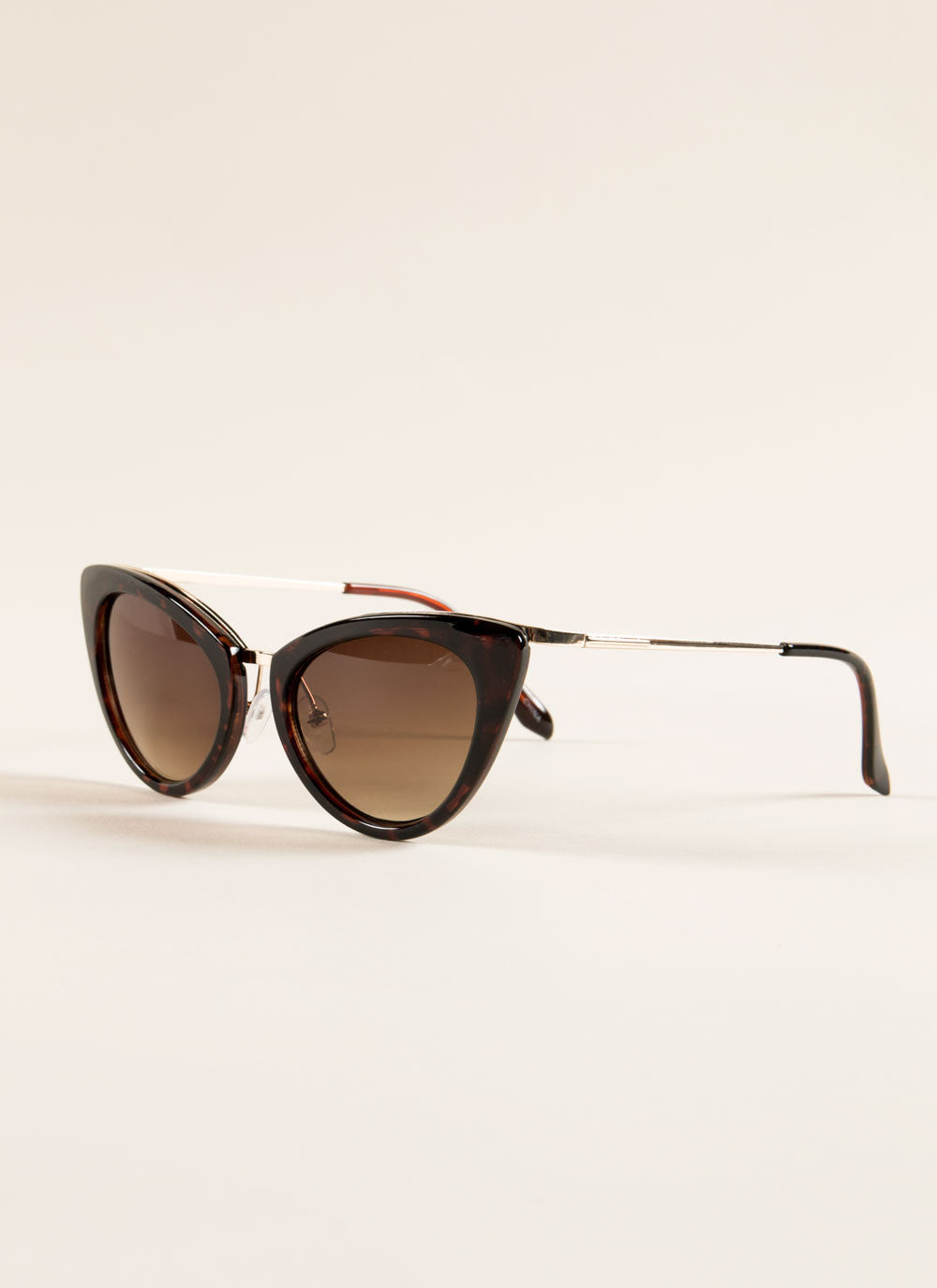 Hollywood Cat Eye Sunglasses , Accessories - Fashion Trend LA, Fashion Trend LA  - 4