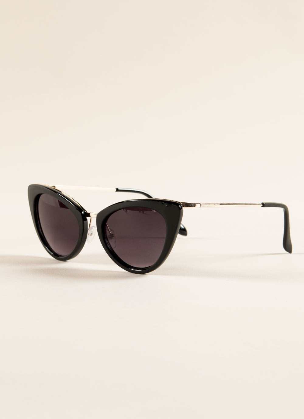 Hollywood Cat Eye Sunglasses , Accessories - Fashion Trend LA, Fashion Trend LA  - 3