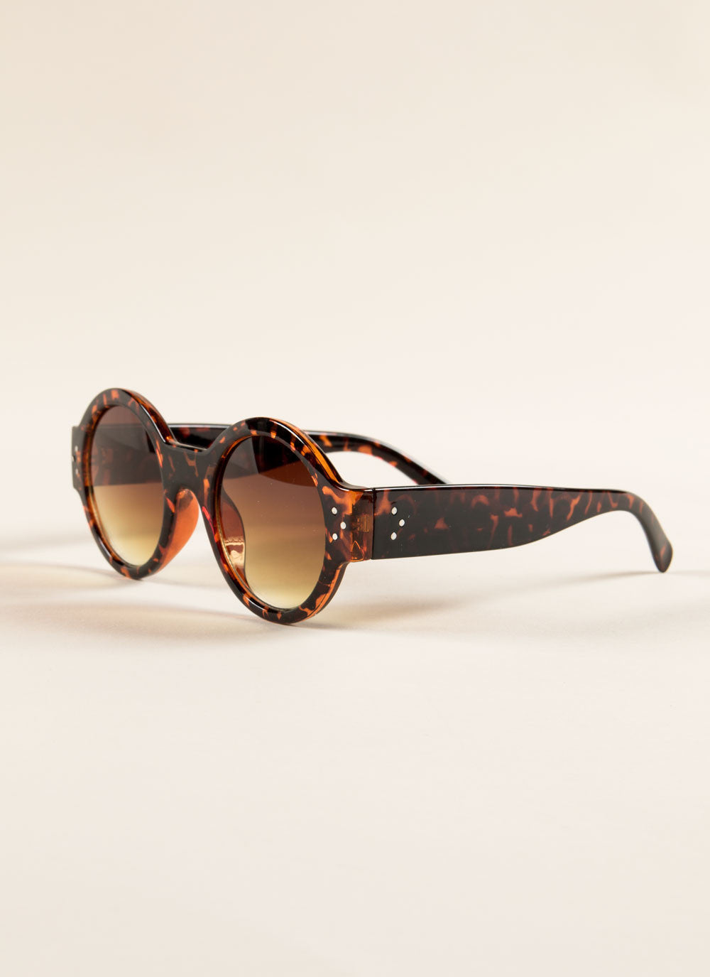 Retro Round Sunglasses , Accessories - Fashion Trend LA, Fashion Trend LA  - 4