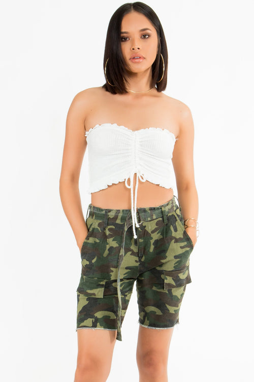 Lani Knitted Tube Top