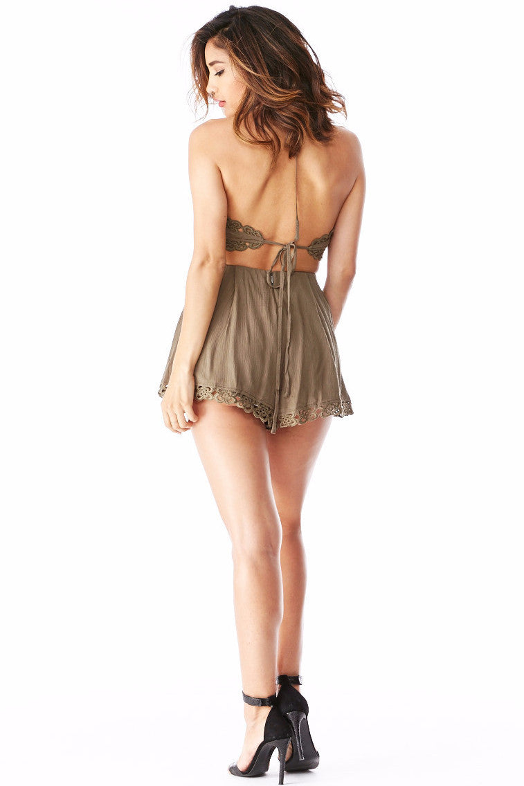 Lilian Olive Set , Two Piece Set - Fashion Trend LA, Fashion Trend LA  - 2
