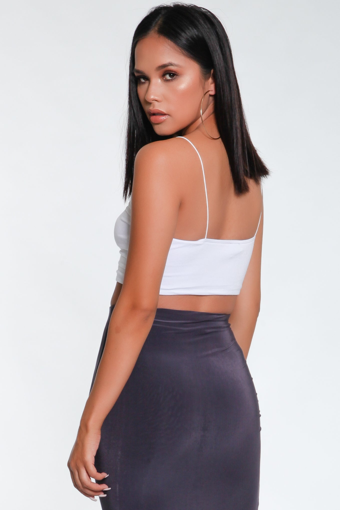 Mindy Cropped Cami