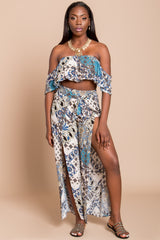 Paisley 2-Piece Set