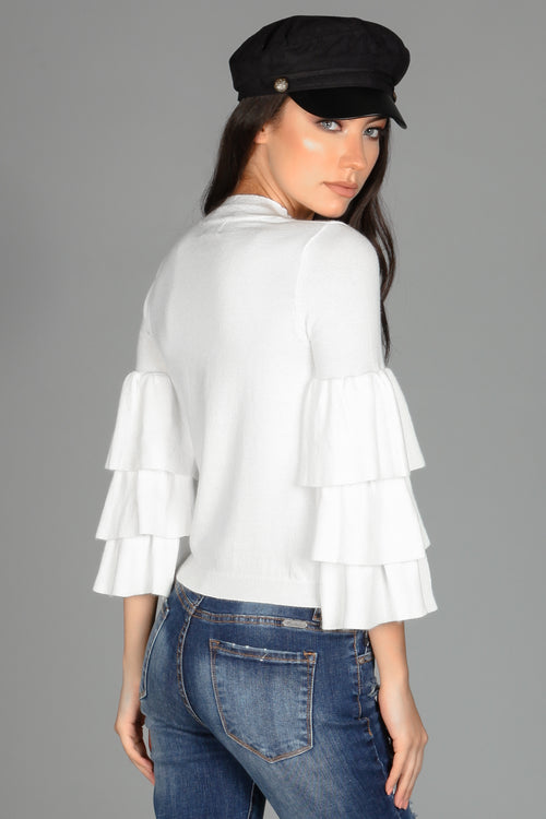 Posh Bell Sleeve Top