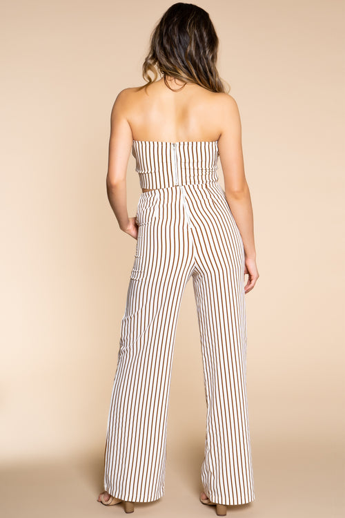 Sasha Striped 2-Piece Set