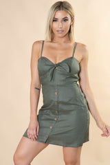 Sierra Babydoll Dress