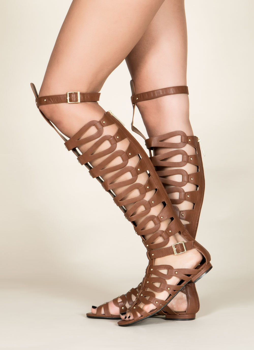 Gladiator Sandals , Shoes - Fashion Trend LA, Fashion Trend LA  - 2