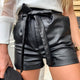 Boyfriend Pleated Shorts