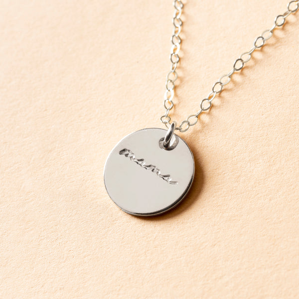Mama Charm Necklace