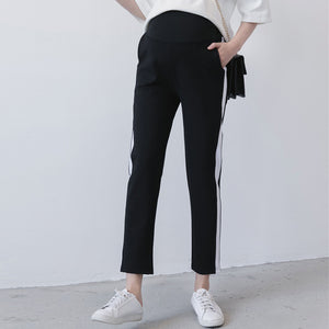 Maternity Black Casual Pants