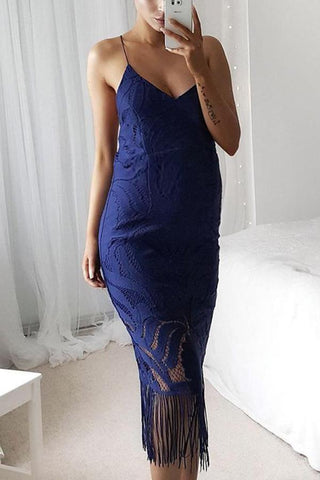 Maternity Solid Color Bodycon Midi Dress