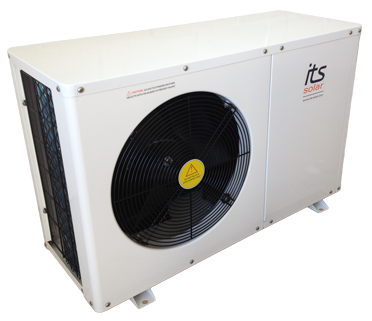 ITS Solar Hot Water Heat Pump For 150L Geyser 5kW - Domestic Heat Pumps - {{ shop_name }} - ITS Solar & Heat Pumps