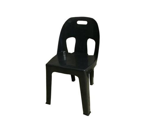 Totai Black Party Chair - Plastic Chairs - {{ shop_name }} - Totai