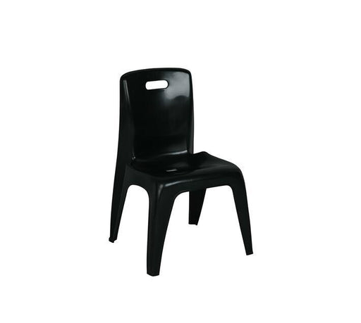 Totai Black Rocky Chair - Plastic Chairs - {{ shop_name }} - Totai